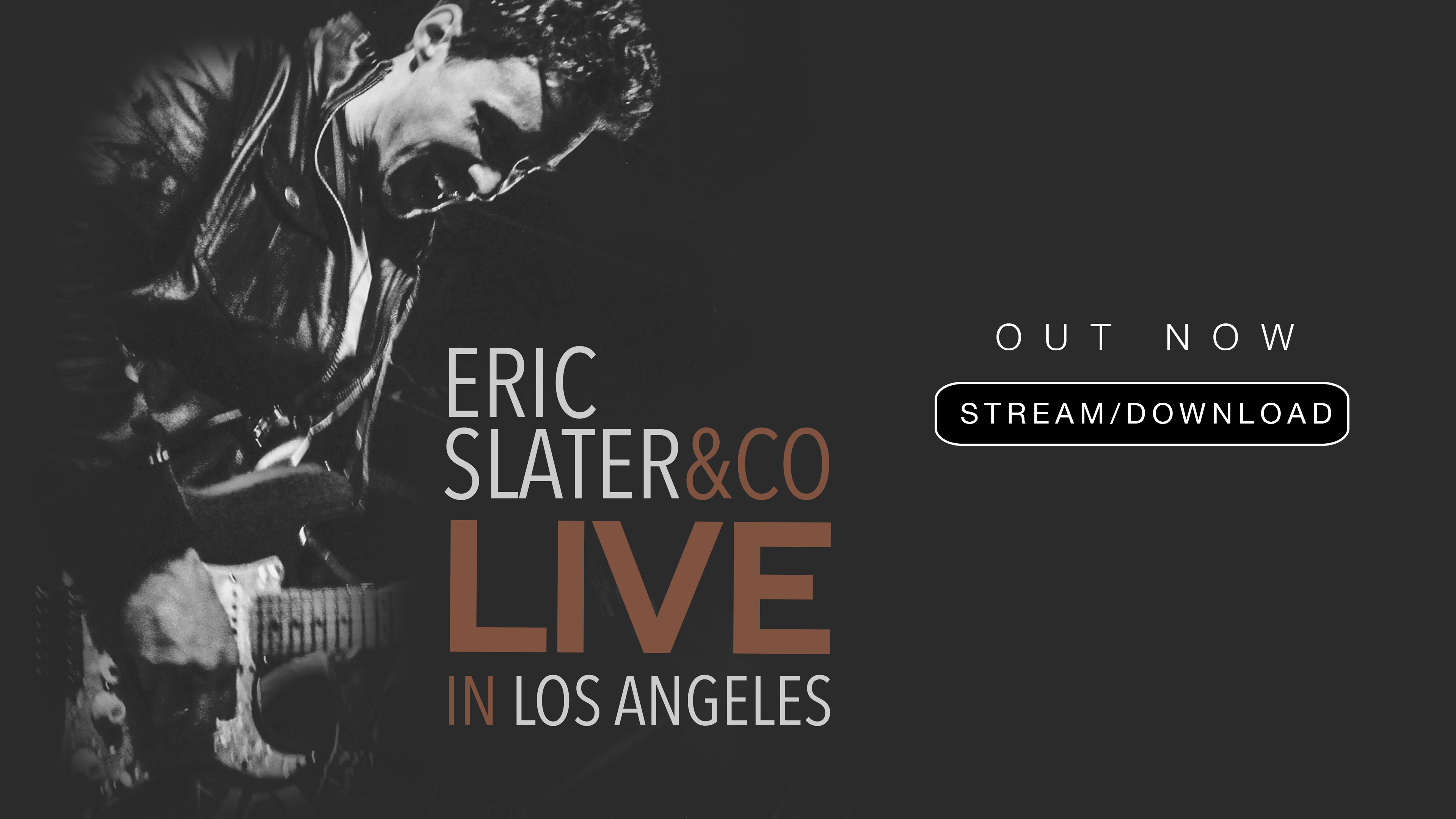 Eric Slater & Co - Live in Los Angeles